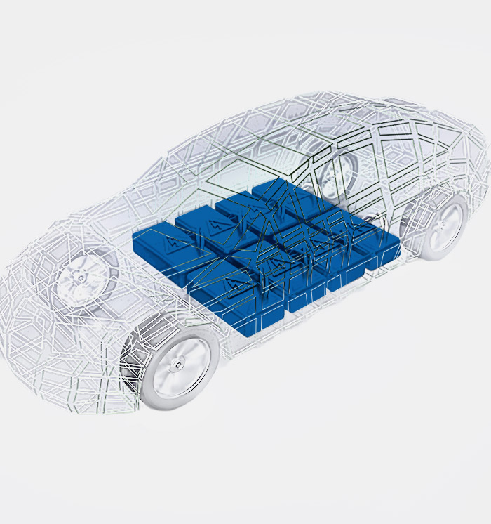 Automotive Zellverbinder e-Mobilität